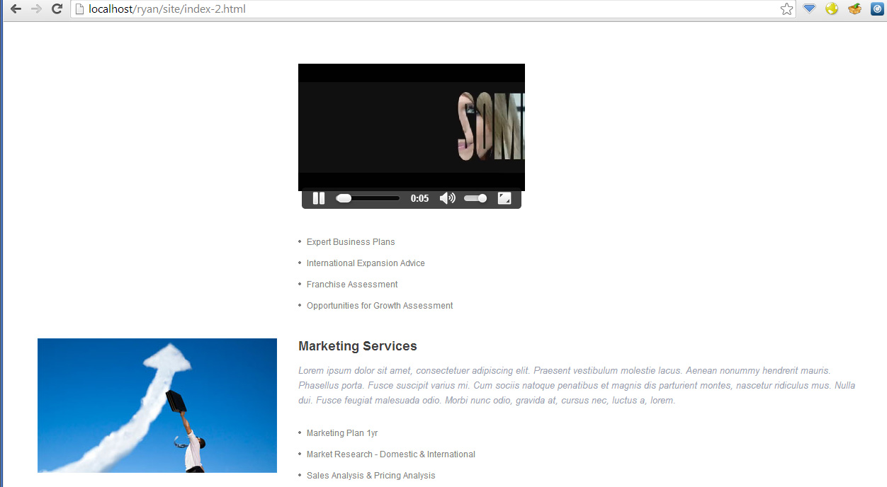 How To Embed Video Into Html Page Template Monster Help