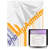 phpMyAdmin. How to import sample data dump file