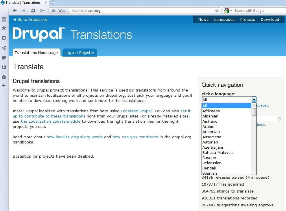 drupal 7 view template - drupal 7 how install a new language template monster help
