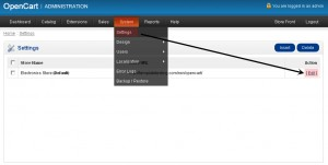 OpenCart 1.5.x. How to enable and use SEO URL's - Template Monster Help