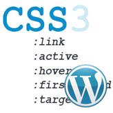 WordPress. How to edit widget area class