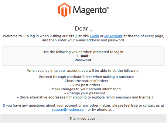 magento how to change emails logo template monster help. Black Bedroom Furniture Sets. Home Design Ideas