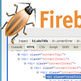 """Firebug. How to use """"Break on attribute"""" feature"""