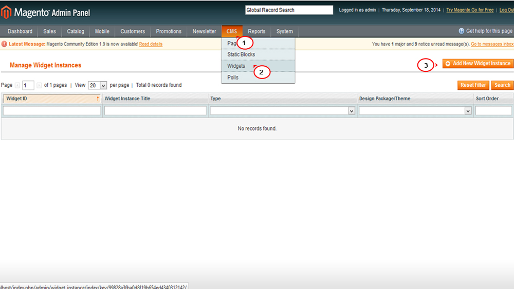 how to add compare products block in magento