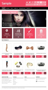Free-sample-Shopify-template-big-screenshot