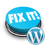 WordPress Troubleshooter. Shortcodes button is missing