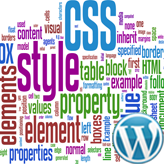 WordPress. How to assign and use the widgets CSS classes