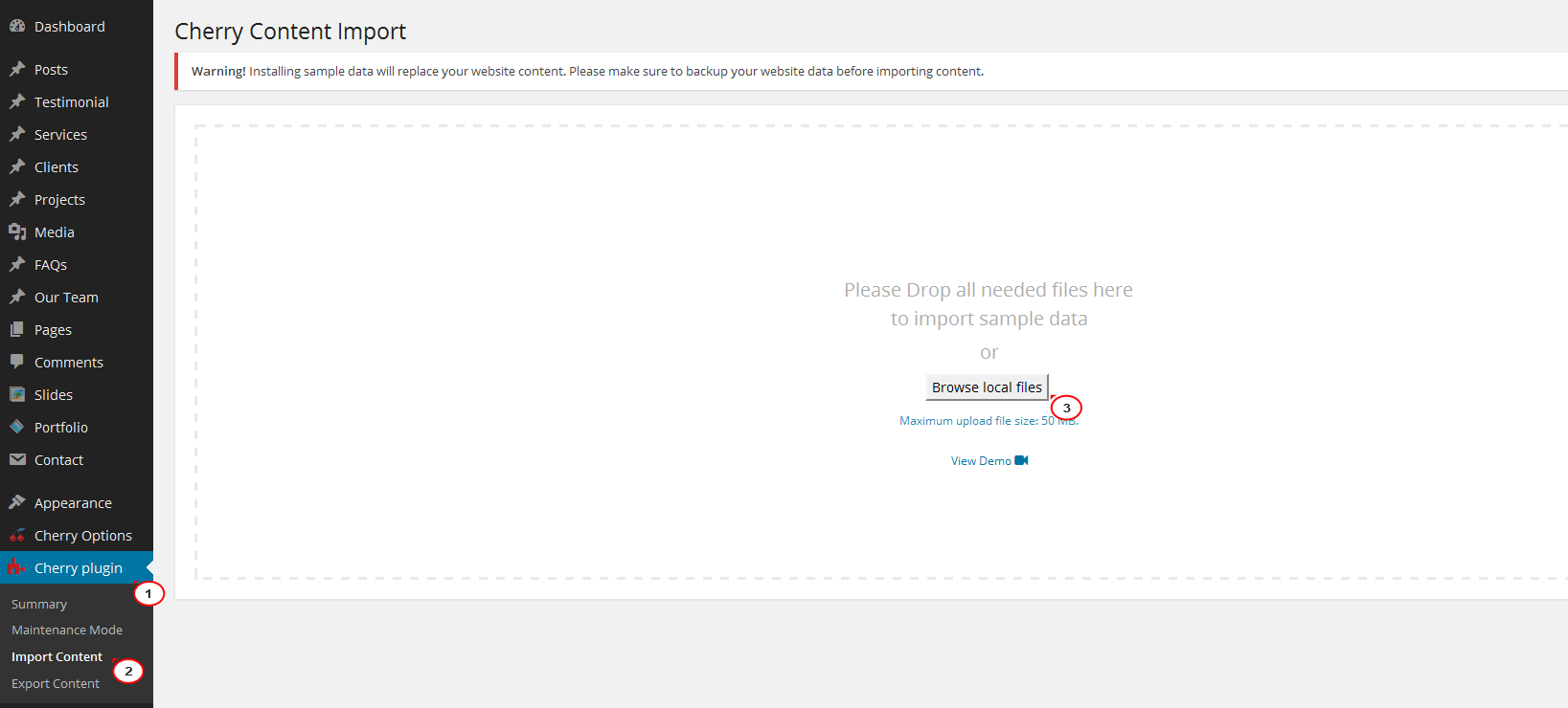Wordpress Troubleshooter Missing Images After