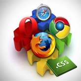 How to create browser specific CSS rules (styles)