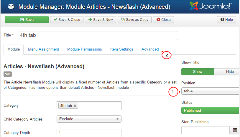 how to upload a template in joomla - joomla 3 x how to add more tabs based on template 48543