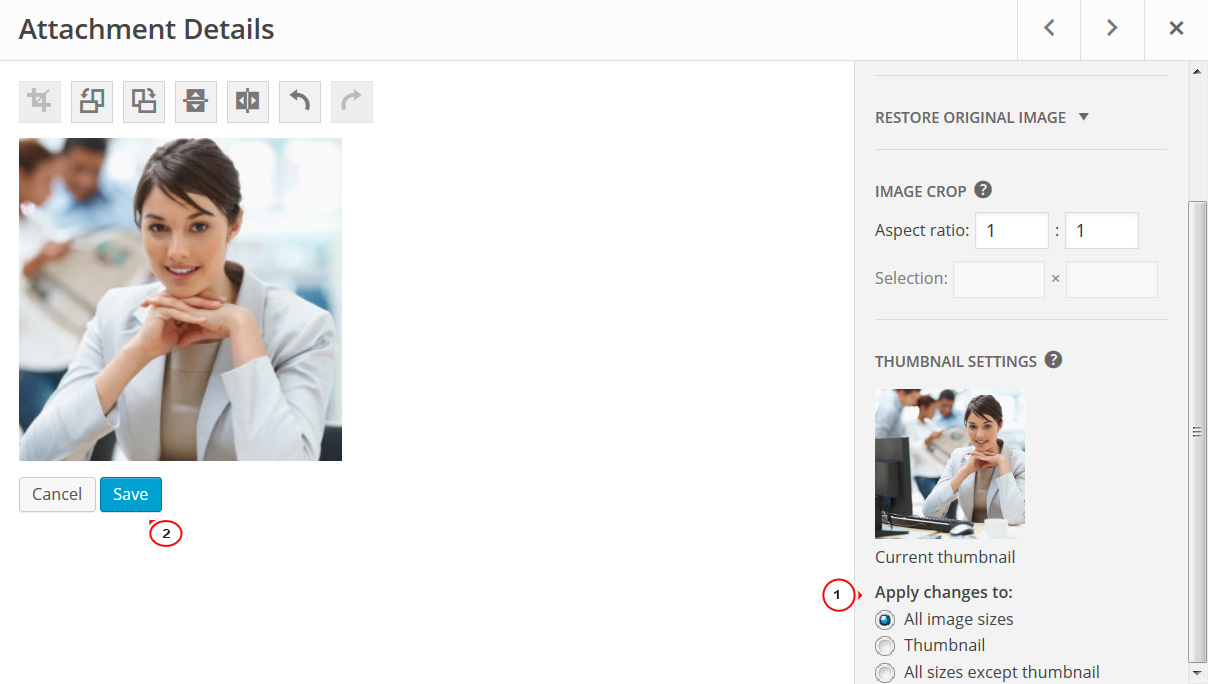 how to add images to wordpress media library