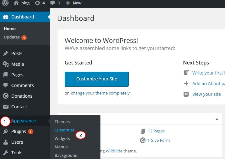 How to Modify Your WordPress Theme Header and Footer