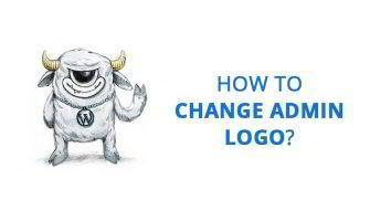 How to Change the WordPress Admin Logo?