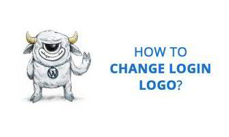 How to Change Login Logo with Yours?