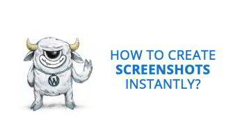 How to Save 40 Minutes on Average Creating Screenshots?