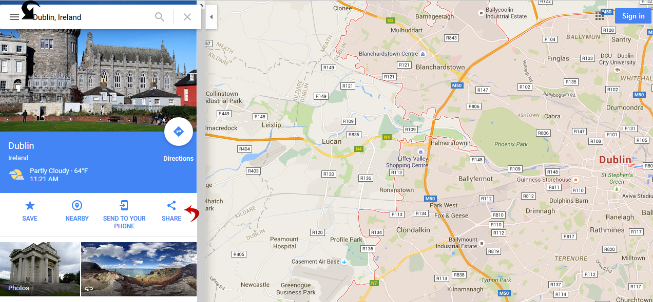 Contact Us Page With Google Map In Wordpress