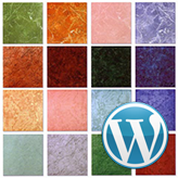 WordPress Blogging themes. How to set up and display the categories with Taxonomy Tiles widget