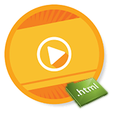 Multipurpose Website Templates. Working with videos