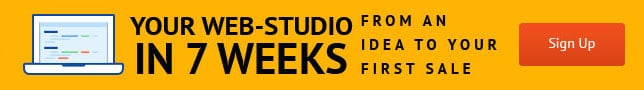 YOUR WEB-STUDIO in 7 week's