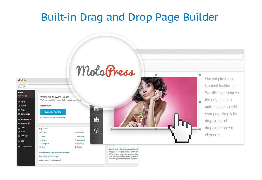 Tema de WordPress #55716 para Sitio de Galerías de vídeos