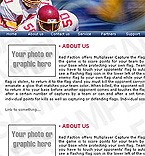 denver style site graphic designs sport sports football recreation