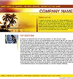 denver style site graphic designs ocean beach palms travel services tourists