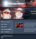 denver style site graphic designs personal page music deejays group dj biography remixes video clips mp3 audio events beats disks songs tunes rhythms gallery photos pictures party night club interview