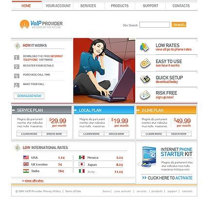 Многостраничный шаблон для сайта (10048)