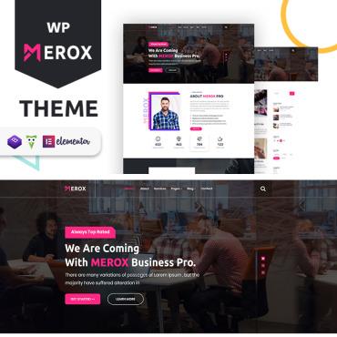 Купить  пофессиональные WordPress темы. Купить шаблон #100092 и создать сайт.