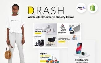 Drash - Shopify Wholesale eCommerce Template