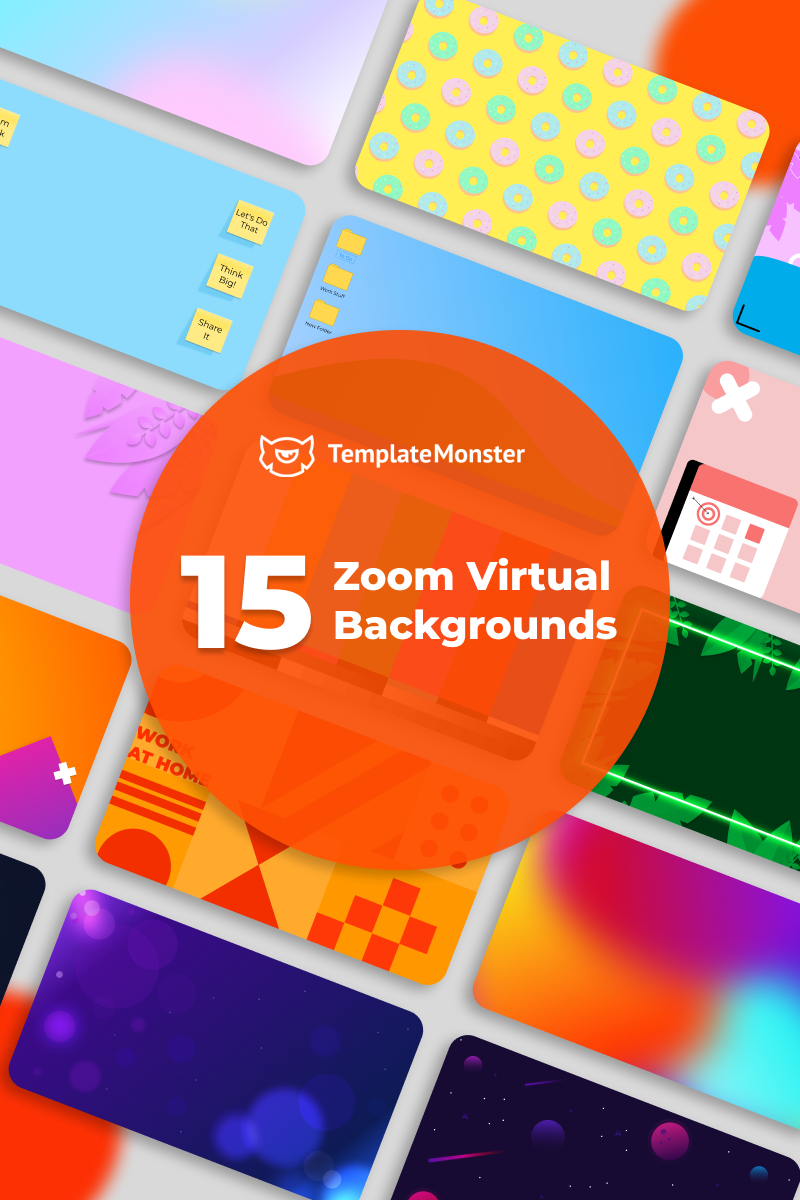 15 Free Zoom Virtual Background
