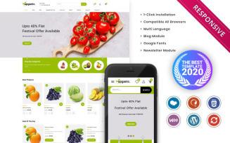 Upganic - The Mega Grocery Store Premium WooCommerce Theme