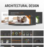 Архитектура, строительство. Шаблон сайта 100196