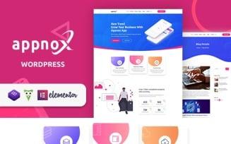Appnox - Product Landing WordPress Theme