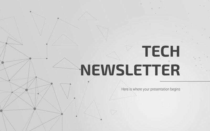 Tech Newsletter №100273