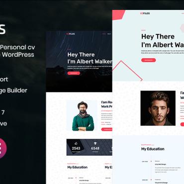 Купить  пофессиональные WordPress темы. Купить шаблон #100366 и создать сайт.