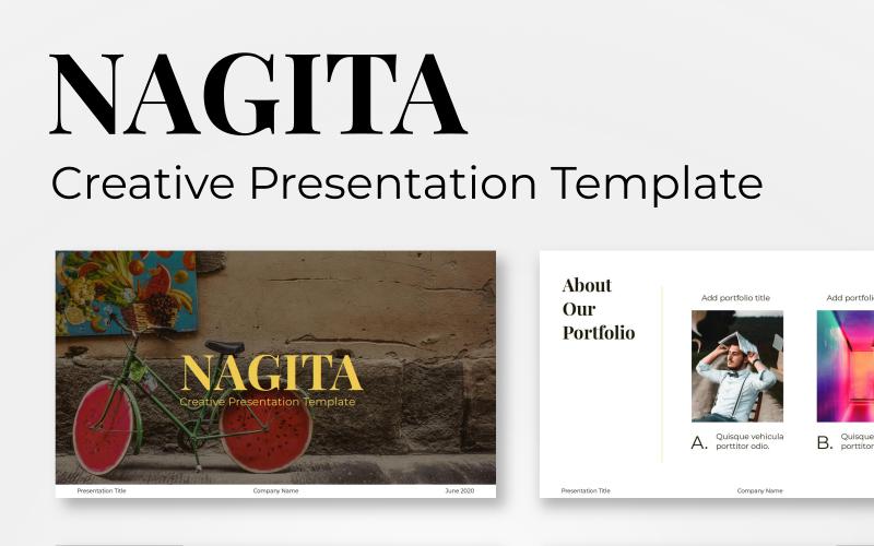 Nagita - Creative PowerPoint Template
