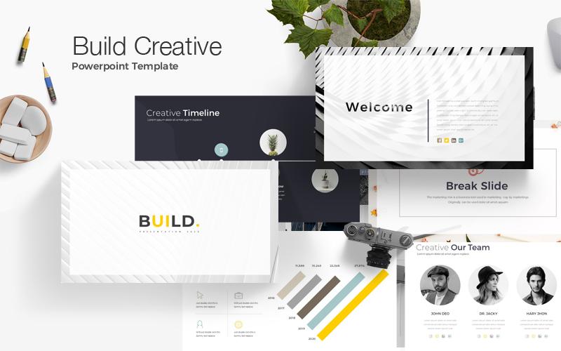 Build Creative PowerPoint Template