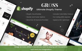 Gross - Multipurpose Shopify Theme