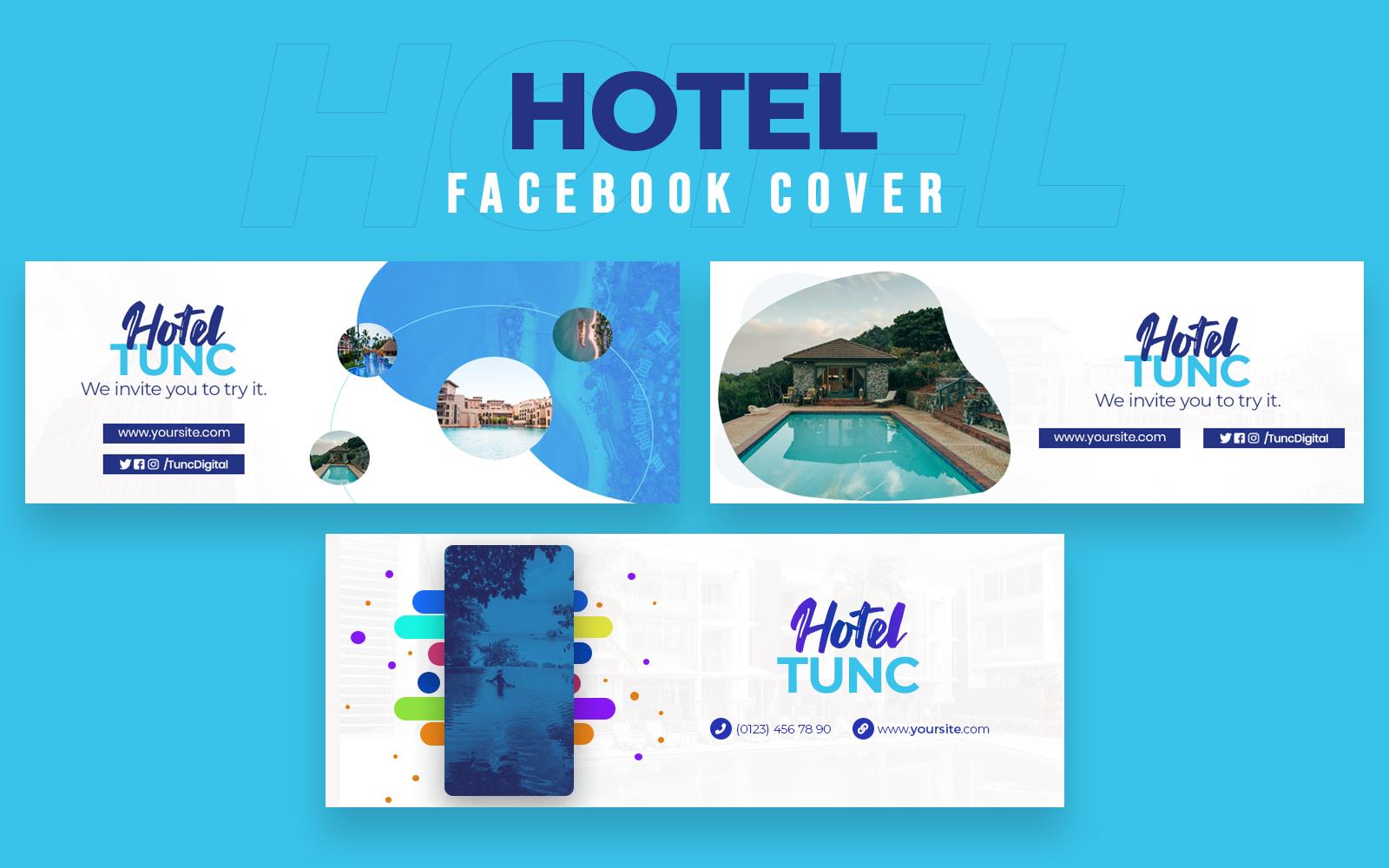 03 Hotel Facebook Cover Social Media