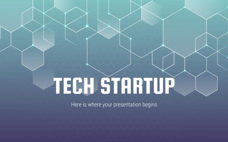 Tech Startup №100420