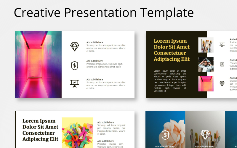 Ayunda - Creative PowerPoint Template