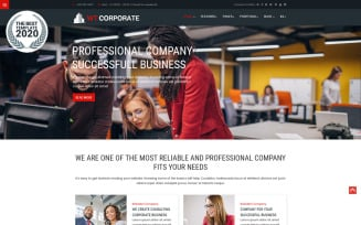 WT Corporate Business Joomla Template