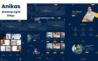 Anikas-Creative Multipurpose Portfolio