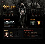 denver style site graphic designs gothic space fan club design studio creative idea solution vision designer artist painting drawing projects gallery portfolio service profile client development webmaster author tutorial prices 3d animation quality  style process inspiration halloween