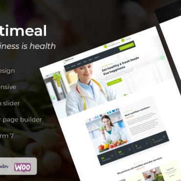 Купить  пофессиональные WordPress темы. Купить шаблон #101012 и создать сайт.