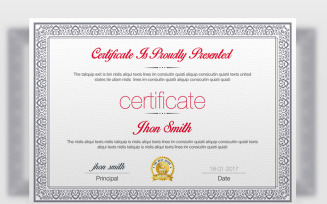 New Business Certificate Template