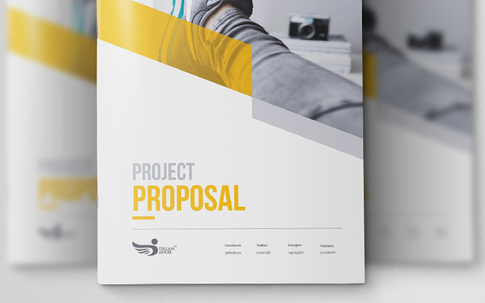 Project Proposal Resume Template