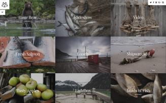 Peekskill - Multipurpose Responsive Portfolio Joomla Template