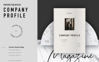 PAPIERE GOLDY_CO COMPANY PROFILE